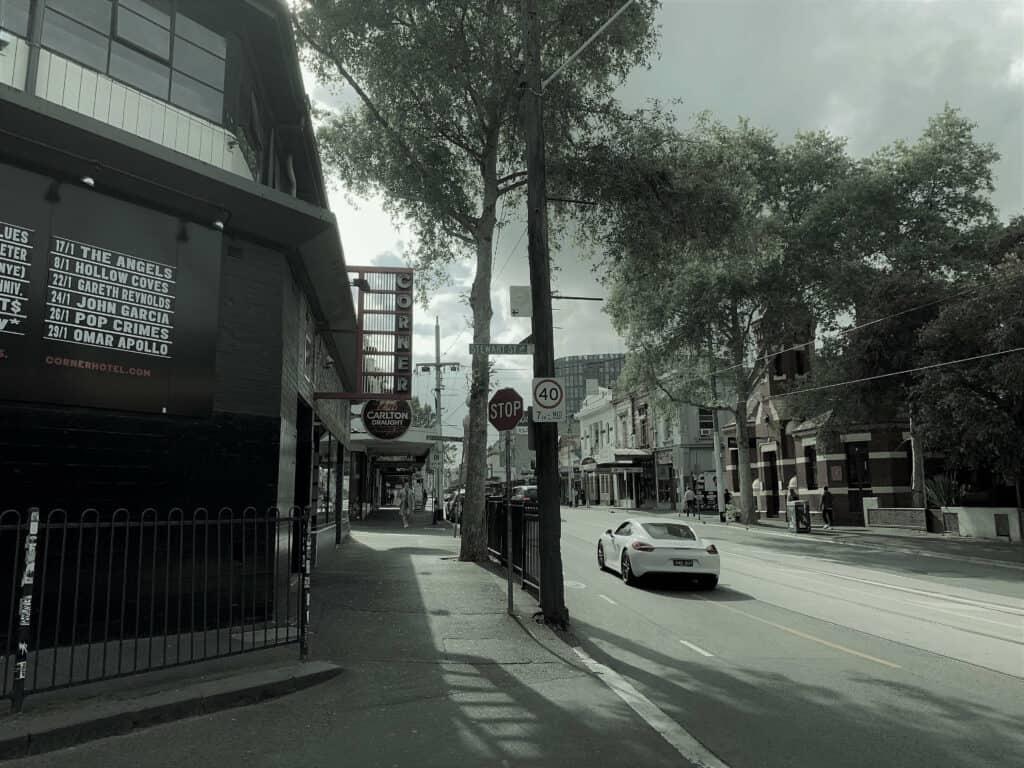 Swan Street
